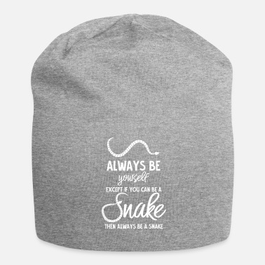 Serpente Serpenti - Serpente - Serpente - Divertente - Beanie in jersey