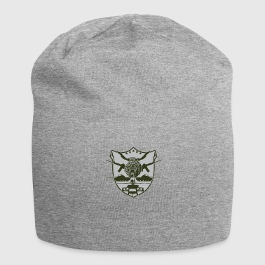 military - Jersey Beanie