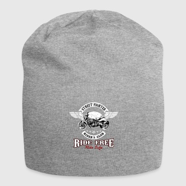 streetfighter Ride Free - Jersey Beanie