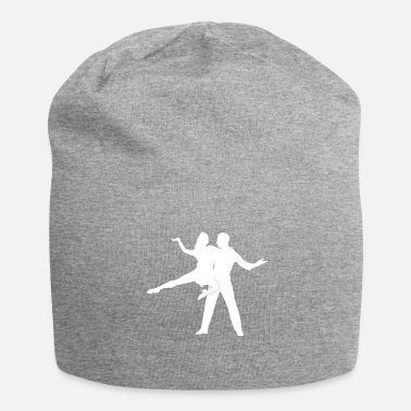 Country Country Dance - Beanie in jersey