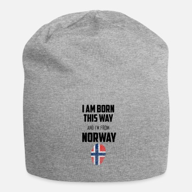 Norge Norge - Norge - Jersey-Beanie