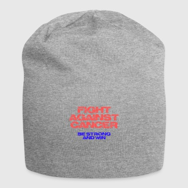 Fight against cancer - Jersey Beanie