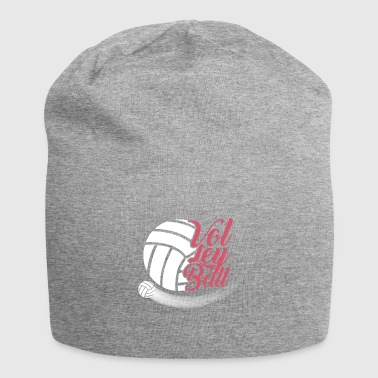 Beach Volleyball Volleyball beach volleyball beach game athlete - Jersey Beanie