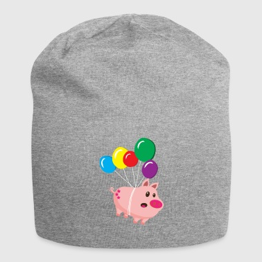 Cool sow takes off - Jersey Beanie