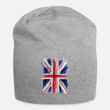 The British Empire British flag - Jersey Beanie