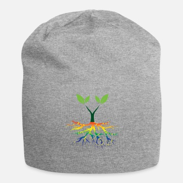 Nature Conservation Nature - Rainbow - Conservation - Roots - Beanie