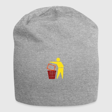 Kill Your Television TV Television Gift - Jersey Beanie