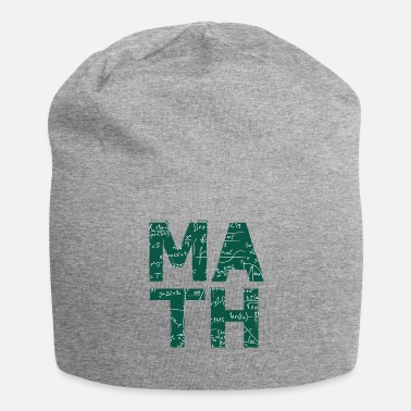 Maths MATH / MATH - Bonnet en jersey