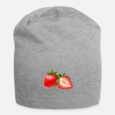 Fruit Fraises Fruit Fruit Fraise Fruit - Bonnet en jersey