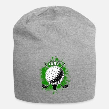 Golf Club Golf Golf Golf Club Golf Club Golf - Beanie in jersey