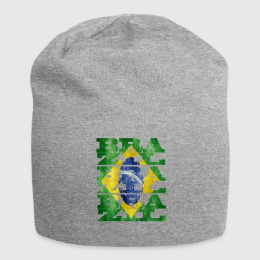 brazil south america city continent soccer idea - Jersey Beanie