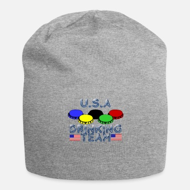 Team Usa Usa Drinking Team Øl Pong - Jersey-Beanie