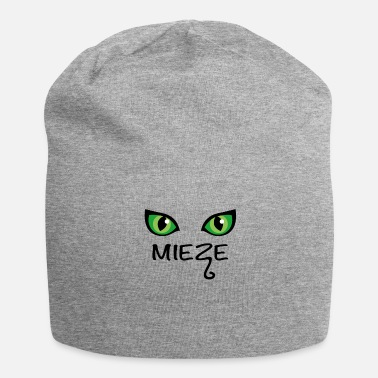 Poes poes - Jersey-Beanie
