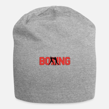 Boxer Boxer Boxer - Beanie in jersey