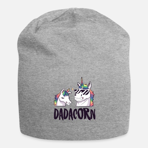 f4d25b3c048 Unicorn father baby son daughter daddy gift Beanie