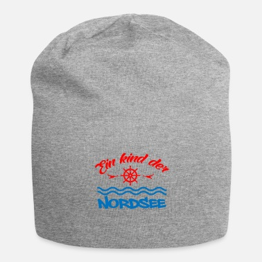 Mare Del Nord Mare del Mare del Mare del Nord - Beanie in jersey