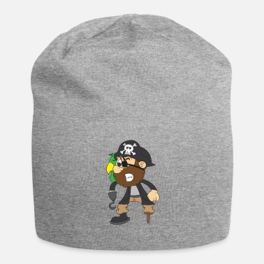 Pirat krok upp linjer