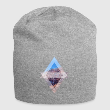 Young fish in coral reef - Jersey Beanie