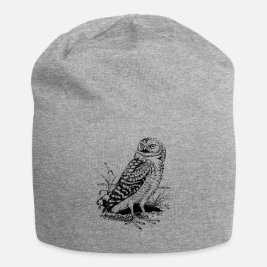 Uil uil uil - Jersey-Beanie