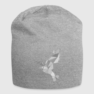 Peace Dove - Dove of peace - Jersey Beanie
