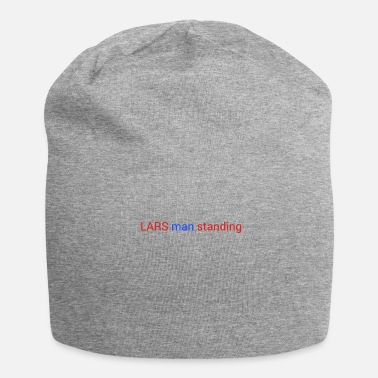 Lars Lars, a great name! Great gift idea for Lars - Jersey Beanie