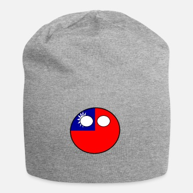 Country Country bal Country inheemse Taiwan - Jersey-Beanie
