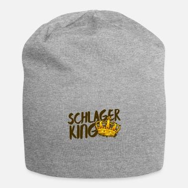 Schlager Alemán Schlager King Declaración de Schlager King Partnerlook -  Beanie e632f047de1