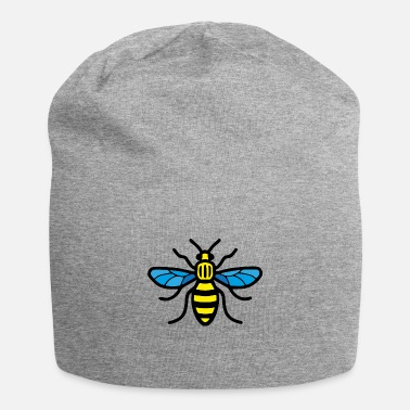 Manchester Manchester Bee (Colour) - Beanie