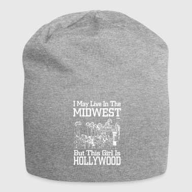 Regalo USA Girl Hollywood Midwest West Coast - Beanie in jersey