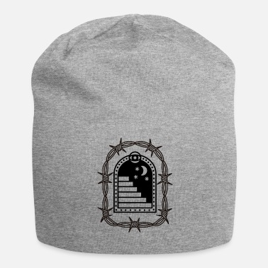 Tattoo Hipster T-shirt - Beanie
