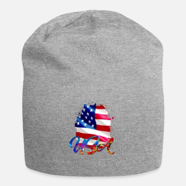 Us USA - US - Beanie in jersey
