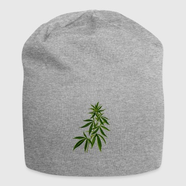 cannabis marihuana Weed anlæg - Jersey-Beanie