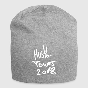 Hustle Power 2018 - Jersey Beanie