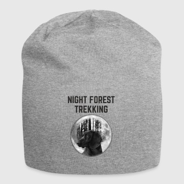 Night trekking - Jersey Beanie