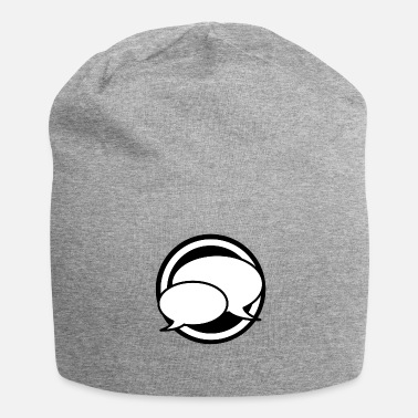 Writable talk icon - Jersey Beanie