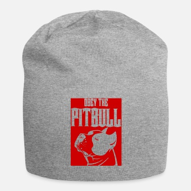 Obey Hond / Pitpull: Obey The Pitbull - Beanie