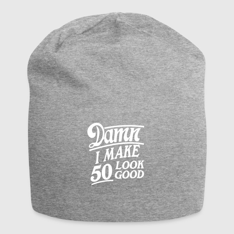 I make 50 look good - Jersey Beanie