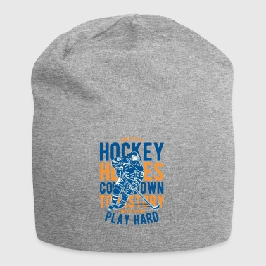 hockey - Bonnet en jersey