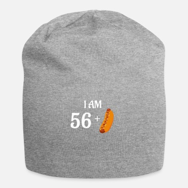 Plus Sono 56 plus hot dog - Beanie in jersey