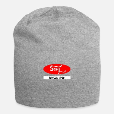 Since sexy since 1990 - Jersey-Beanie