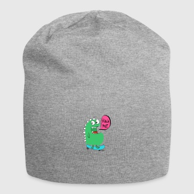 skateboard Monster - Jersey-beanie