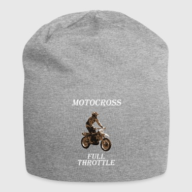 motocross full throttle - Jersey Beanie