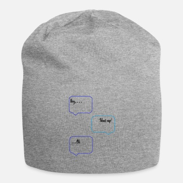 Sms SMS Chat - Jersey-Beanie