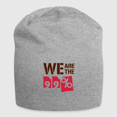 We are the 99 percent - Jersey Beanie