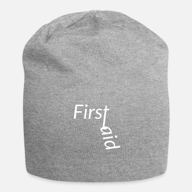 First-aid First aid - Jersey Beanie