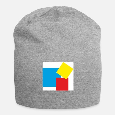 Rectangle rectangles - Beanie