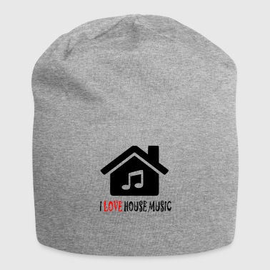 House Music House Party Shirt - Jersey-beanie