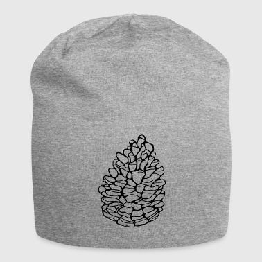 Kogle Illustration - Jersey-Beanie