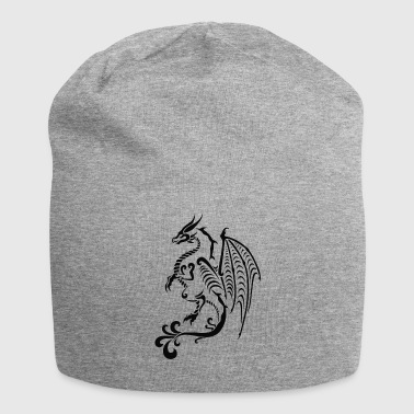 Asian Dragon - Jersey Beanie