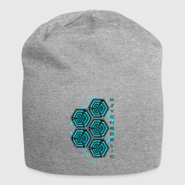 Psy-trance Psychedelic - Jersey-Beanie